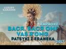 PATSYKI Z FRANEKA - VasЯ OMG (Караоке 2017)