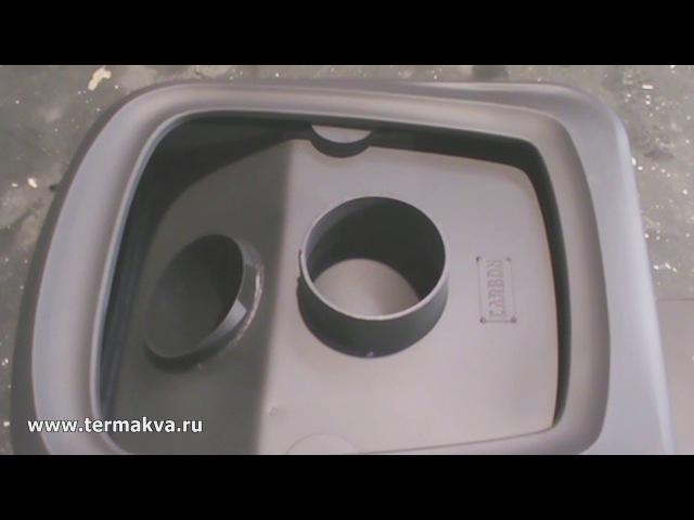 Гейзер Мини 2016 без стекла - печь для бани Термофор