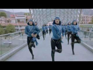 Потрясающий ролик ансамбля народного танца «Сухишвили»