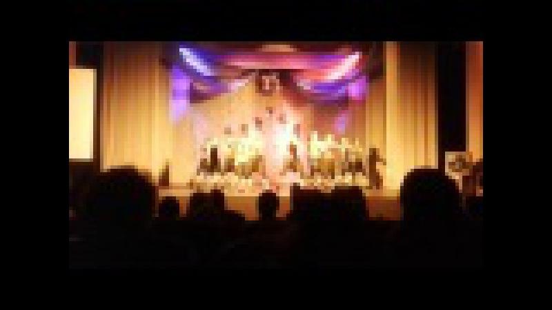 Современный танец. Right now. Танцевальный коллектив Авантаж. Город Зима.