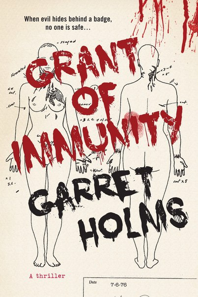 Garret Holms - Grant of Immunity