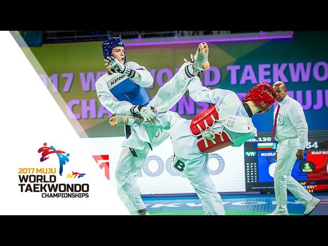 FINAL Men 74 kg KHRAMTCOV Maksim RUS vs RAFALOVICH Nikita UZB
