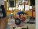 Юлия Зауголова тянет 272,5 кг