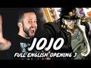 STAND PROUD full version Jojo's Bizarre Adventure ENGLISH OP 3