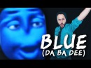 BLUE DA BA DEE Eiffel 65 Metal cover version by Jonathan Young ToxicXEternity