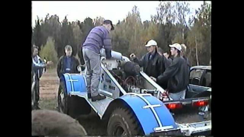 Autokross 2001