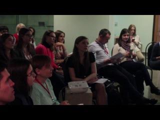Марина Новикова-Грунд на Вместе Медиа - 2017