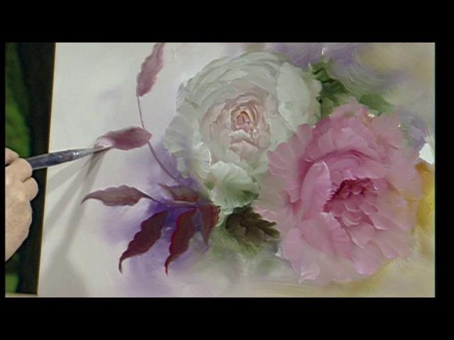 Die Faszination der Ölmalerei mit Gary Jenkins Folge 6 - Englische Rosen