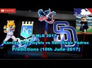 MLB The Show 17 Kansas City Royals vs San Diego Padres Predictions MLB2017 (10th June 2017)
