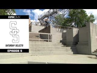 "Dan Coller Best Of ""Intervention""  - Ep. 5 Kink BMX Saturday Selects // insidebmx"