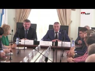 Коллективу администрации Саратова представили нового главу