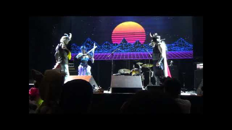 Villains of Equestria Nightmare Moon Discord King Sombra Конкурс Косплея DerpFest 2017