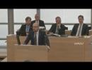 AFD - Dr- Hans-Thomas Tillschneider- -Ihre Politik wäre nur im Zustand der Betäubung zu ertragen-