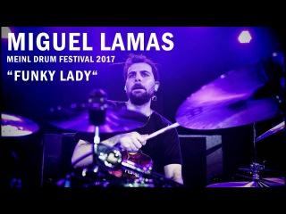 Meinl Drum Festival - Miguel Lamas - Funky Lady