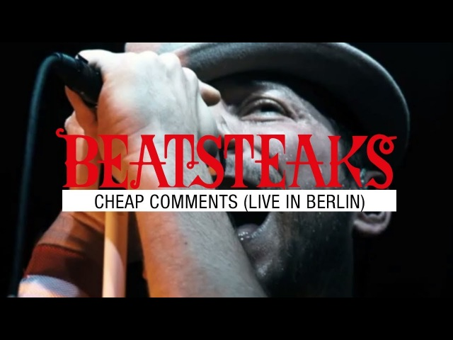 Beatsteaks Cheap Comments Live @Max Schmeling Halle Berlin 2011