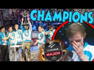 CLOUD9 ARE CHAMPIONS! GREATEST CS:GO Major Finals EVER! | Eleague Boston Major 2018