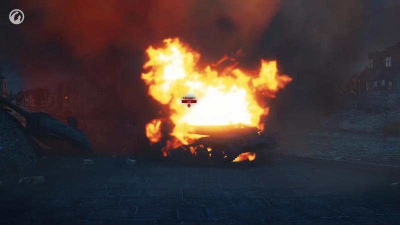 Моменты из World of Tanks ВБР No Comments №65 WoT