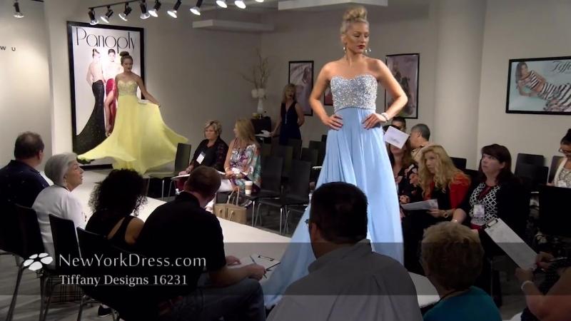 Tiffany 16231 Dress
