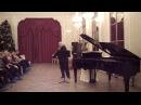Veracini, Schubert, Glier. Viola Piano