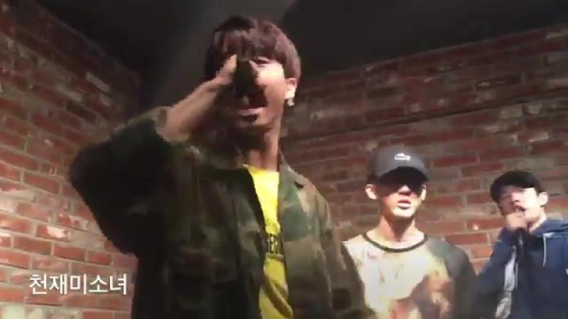 쓰리라차(3RACHA)_Runners high_어글리정션