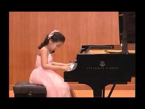 Mozart sonata No.8, K310 1st movement