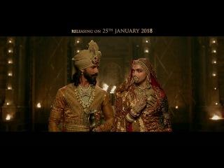 Padmaavat   Dialogue Promo 2   Ranveer Singh   Deepika Padukone   Shahid Kapoor