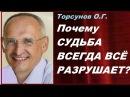 Торсунов О.Г. Почему СУДЬБА ВСЕГДА ВСЁ РАЗРУШАЕТ Как ПОБЕДИТЬ СУДЬБУ