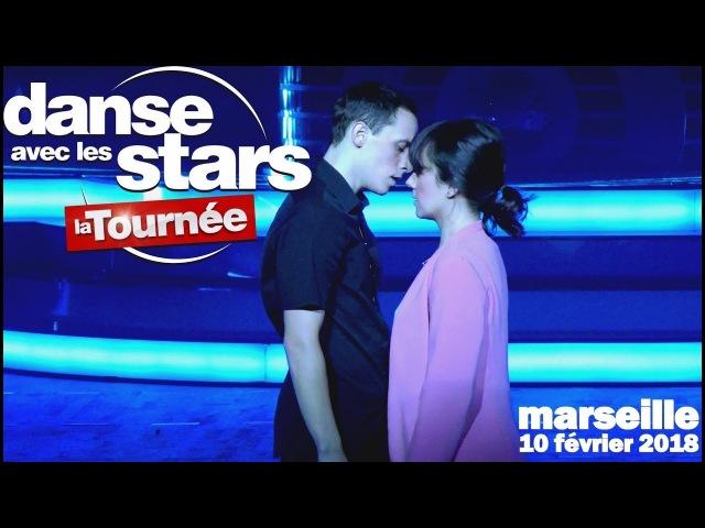Alizée Grégoire Lyonnet Rumba Danse Avec Les Stars Marseille 10 02 2018 Vidéo 4K
