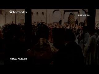 Чешская реклама 1 сезона Борджиа (TV Barrandov)