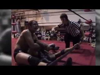 #My1 FREE MATCH: Ricochet (Prince Puma) vs. Dean Ambrose (Jon Moxley) IWA Mid-South 7/10/09