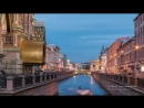 White nights in Saint Petersburg Timelapse Hyperlapse Белые ночи в Санк mp4