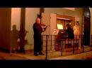 F.Μ.Veracini-Sonata (e-moll) mov.1,2,3, violin-Artash Terzianorgan-Luka Gadeliya (Αρτασ Τερζιαν)