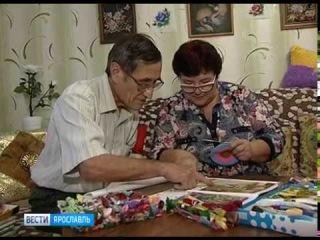 Секрет семейного счастья от семьи Рогозиных из Некрасовского района
