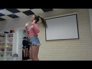 Cover dance haeri () twice likey (asian pajama party)