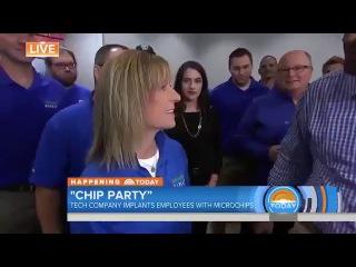 NBC News: вживление чипов в прямом эфире