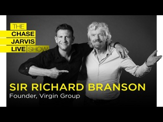 Richard Branson: Lessons in Business and Life | Chase Jarvis LIVE