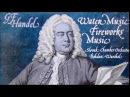 G.F. Handel Water Music, SCO, Bohdan Warchal