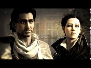 Poison and Wine Evie Frye / Henry Green Assassin's Creed Syndicate