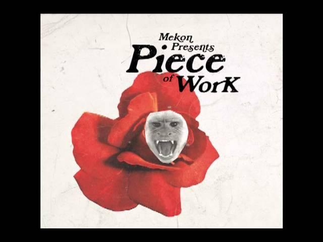 Mekon Piece of Work Full Album