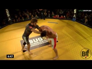 Phill Baroni vs AJ Agazarm #SUG5 #bjf_grappling