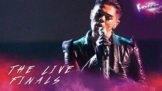 Sheldon Riley sings Creep | The Voice Australia 2018