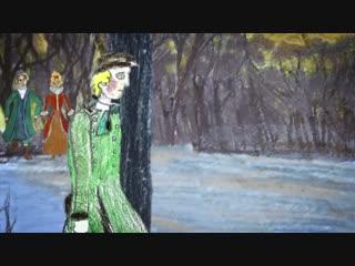 """Музей: кадр за кадром-4. История зимняя"""