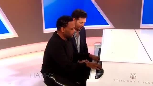 Harry Connick Jr on Instagram ICYMI Is @AnthonyAnderson a better piano player than he's telling Harry Find out when the Blackish star throws d