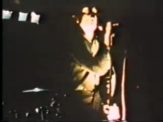 Joy Division - Here Are The Young Men (1979 Live)