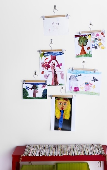 Как оригинально оформить стены в интерьере, изображение №4