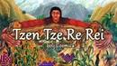 Loli Cosmica - Tzen Tze Re Rei Letra [432HZ ] HD