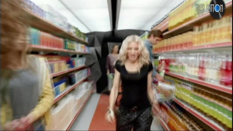 Madonna - 4 Minutes (Gustavo Scorpio Mix VJ Ttarkan VJ Alex Ritton)