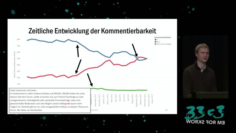 SpiegelMining Reverse Engineering von Spiegel Online 33c3 harte Fakten über Zensur und Spiegel