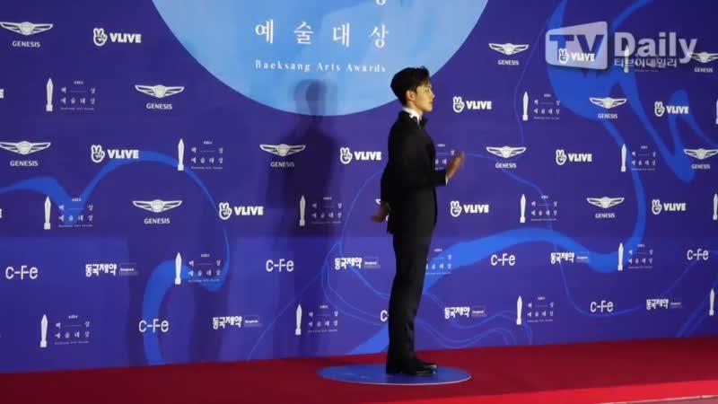 2019 55 ая церемония вручения Baeksang Arts Awards 1 мая