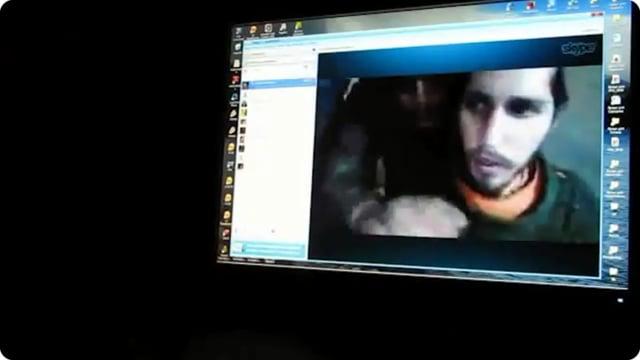Последний звонок из плена в Сирии 03 02 2014 Алеппо